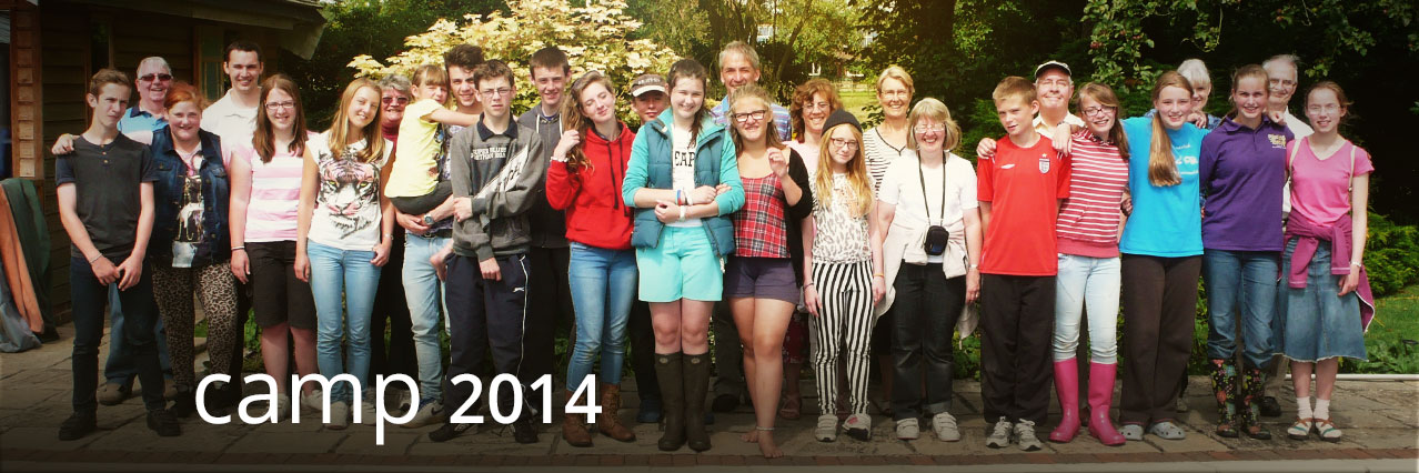 young peoples camp 2014